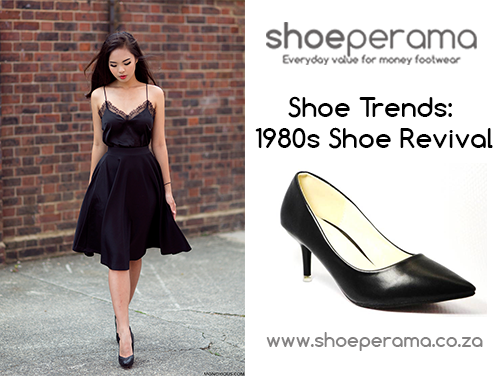 1980s shoe revival